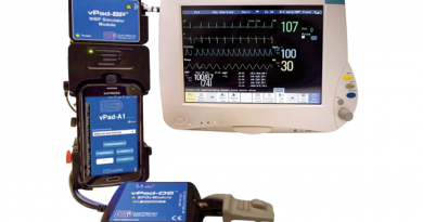 SPO2 NIBP EKG BP CO Simülatörü