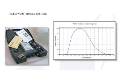 Fototerapi Test Cihazı