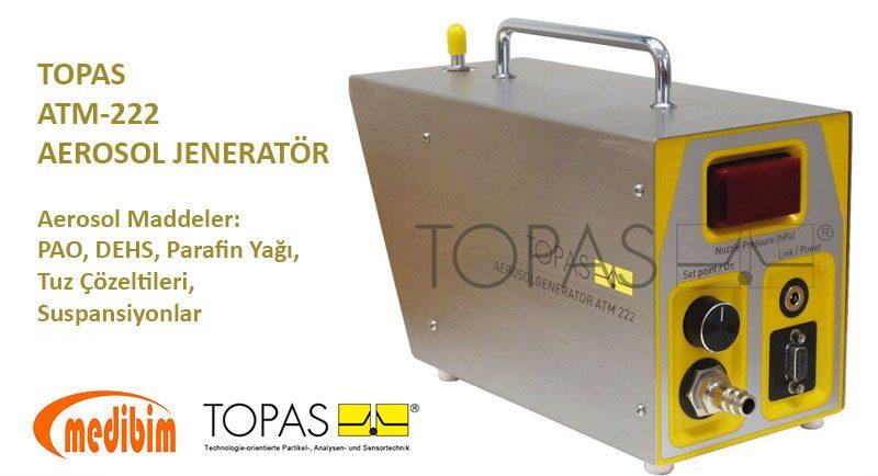 Topas ATM 222 - Atomizer Aerosol Generator