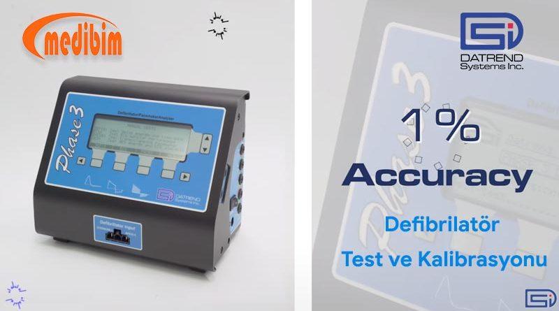 Defibrilatör Test Cihazı